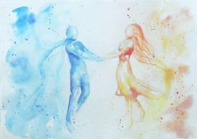 ice and fire united by sensey-alexey