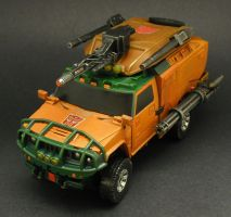 Roadbuster Armored SUV by Shinobitron