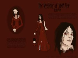 Mystery of Irma Vep - 2 by DM7DragonFyre