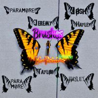 Brushes_PARAMORE_BNE by LifexParamore