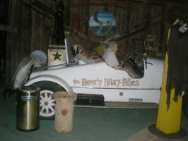 Beverly Hillary-Billies car by sparky1393