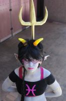 Meenah Peixes Cosplay: QUEEN FIS)-( BITC)-( by Khainsaw