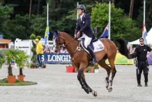 3DE Show Jumping and coolest Cable Boy ever 47 by LuDa-Stock