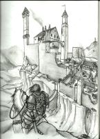 the city of Kandreth by royalsmiley