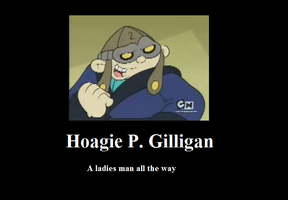 Hoagie the ladies man by Sassafras-Tea