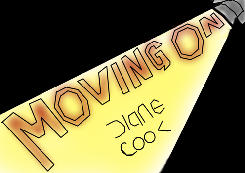 Book Cover Moving On by ponderings-pictures