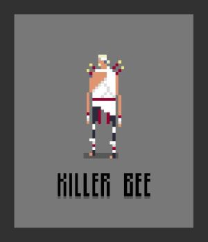 Killer Bee by crowecrowe