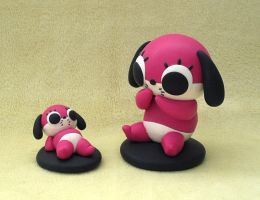 Maromi Sculptures by caffwin