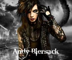 ANDY SIXX THE NOM BOY by marshmallow-away