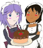 Cake For You by Mitsuko17