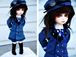 Ciel Phantomhive. by ForeverResin