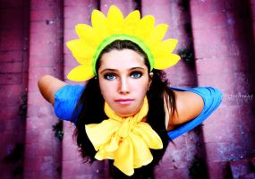 The Sunflower by MeRVe-S