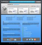 Web Hosting Template by designerweb