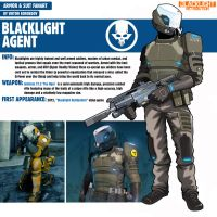 Blacklight Agent|Blacklight Retribution by Pino44io