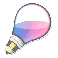 Bulb Pencil by DJgame42