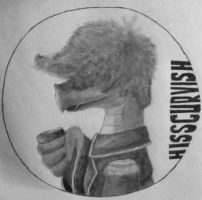 Hisscurvish by AtomicNeurosis