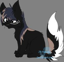 Little, ugly Puppy of Nina and Bruce by JB-Pawstep