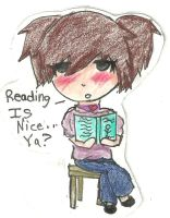 My bookmark by WeabooAwesomeness