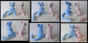 Custom Real-ish Mews by SarityCreations