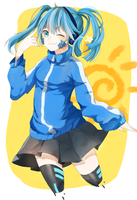 Ene by liuque