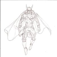 Thor by Patricin