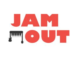 Jam Out logo by BradleyBlazed