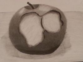 Apple Art by princess-haru44