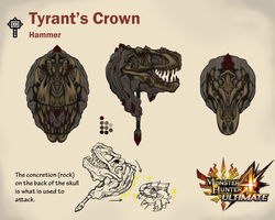 The Tyrant's Crown by TheMacronian
