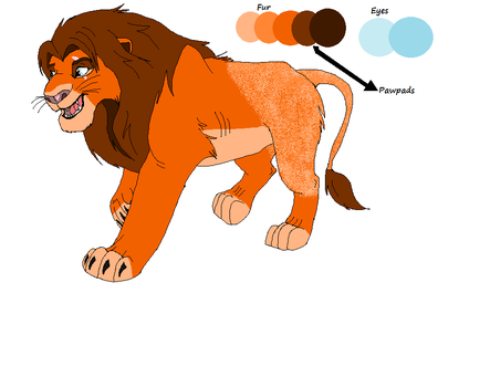 #Lion #Contest by Hope-Love-Peace
