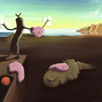 The Persistence of Ditto by Pablo-M