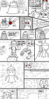 PMD-U Team Dark Blood Tasks 1 comic by Pfaccioxx