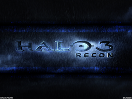 Halo 3 Recon Wallpaper by Draxfear