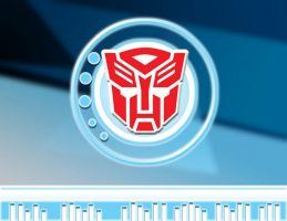 Autobot Wallpaper by wulongti
