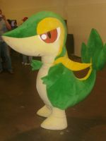 Snivy by Rylucius