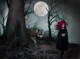 Riding Hood by HellMina
