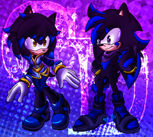 Com' Collab: Charm and Diesel by Lightning-Dream