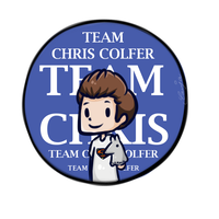 Team Chris Colfer! by TanjaSumer