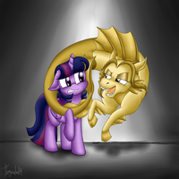 Let us help ''princess'' by thegreatcat14