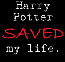 Harry Potter SAVED My Life by spaghettiblue