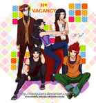 No vacancy group by naoguiarts
