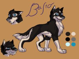 Balto fan character by Pandamarium
