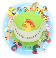 Fiesta Equestria! by Mousu