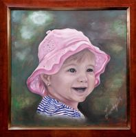 Child portrait by keopsa