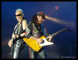 Scorpions - Hellfest 2011 V by Wild-Huntress