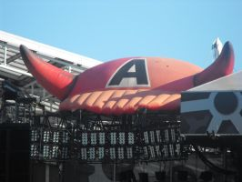 Angus Young Stage Prop by Shame-On-The-Night
