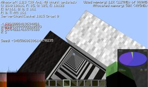 Minecraft - Over Height Limit by unusual229