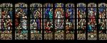Life of Christ - Wallart Stained glass panelling 3 by jhorsfield30