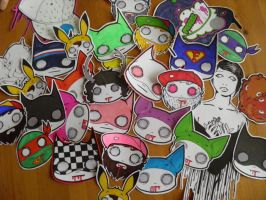 sticker happy by Pagerz