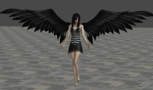 Rakel dark Angel by XXMAUROXX