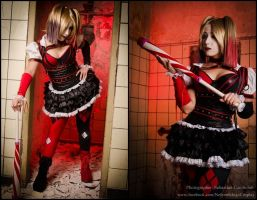 Harley Quinn - Batman: Arkham Knight by Neferet-Cosplay